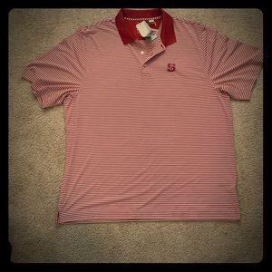 Mens NC State XxxL polo shirt